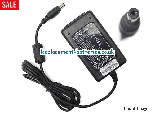 Genuine NORTEL 1210 Laptop AC Adapter 48V 0.52A 25W