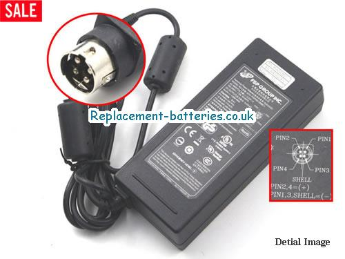 Genuine FSP 9NA0903503 Laptop AC Adapter 54V 1.66A 90W