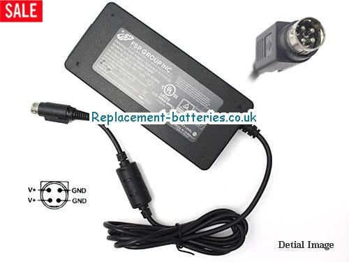 Genuine CISCO SG300-10P Laptop AC Adapter 54V 1.67A 90W