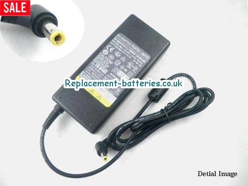 Genuine FUJITSU LIFEBOOK S761/C Laptop AC Adapter 19V 4.74A 90W