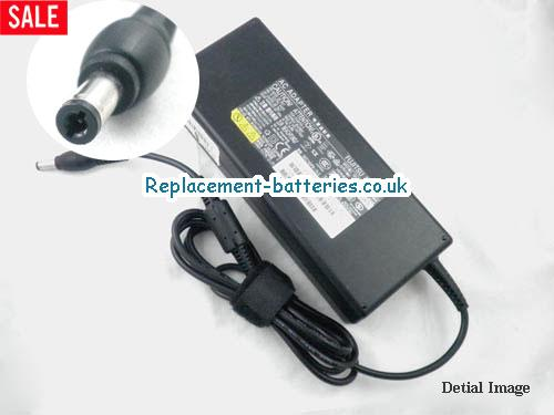 Genuine FUJITSU LIFEBOOK N6010 Laptop AC Adapter 19V 7.9A 150W