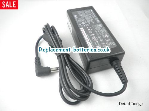 Genuine GATEWAY CX200X SERIES Laptop AC Adapter 19V 3.42A 65W