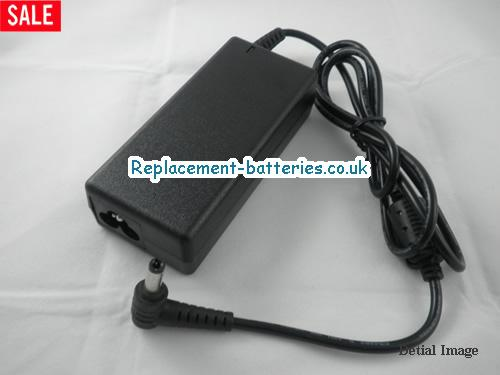 Genuine GATEWAY Solo 5100 XL MMX Laptop AC Adapter 19V 3.68A 70W