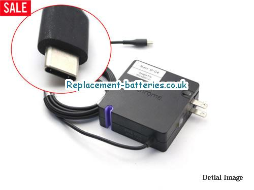 Genuine CHROME 822-00026-01 Laptop AC Adapter 20V 3A 60W