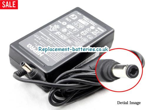 Genuine HIPRO HPO2040D43 Laptop AC Adapter 12V 3.33A 40W