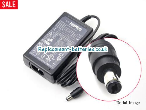 Genuine HIPRO HP-A0502R3D Laptop AC Adapter 12V 4.16A 50W