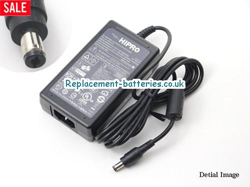 Genuine HIPRO D1270365G Laptop AC Adapter 12V 4.16A 50W