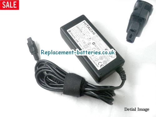 Genuine HITACHI 91-55997 Laptop AC Adapter 16V 2.8A 40W