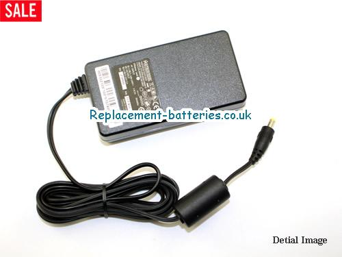 Genuine HITRON HEG42-240200-7L Laptop AC Adapter 24V 2A 48W