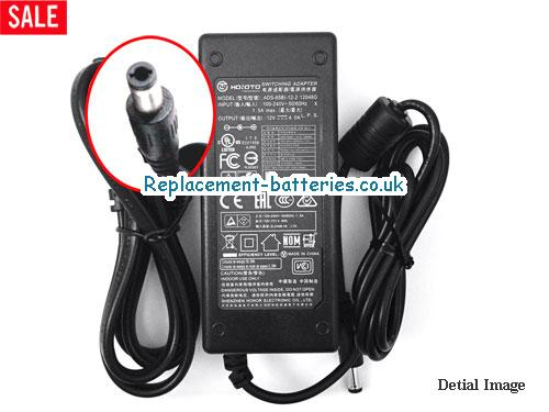 Hoioto Laptop AC Adapter 12V 4A