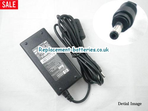 Genuine HP DVD WRITER DVD420VE Laptop AC Adapter 12V 2.5A 30W