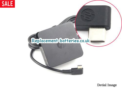 Genuine HP TPN-CA01 Laptop AC Adapter 15V 3A 45W