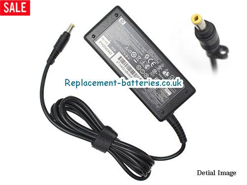 Genuine HP DV2313cl Laptop AC Adapter 18.5V 3.5A 65W