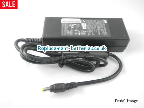Genuine COMPAQ N1000 Laptop AC Adapter 18.5V 4.9A 90W