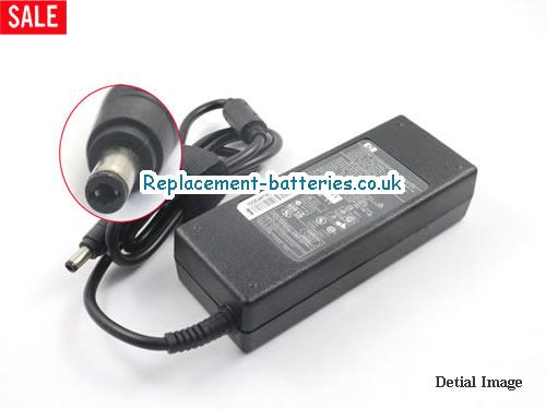 Genuine HP HP-OL091B132 ID Laptop AC Adapter 18.5V 4.9A 90W