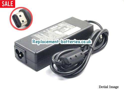 Genuine HP Pavilion zv6180ea Laptop AC Adapter 18.5V 4.9A 90W