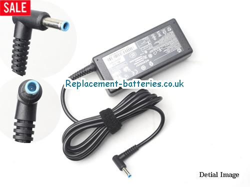 Genuine HP 13-G110DX Laptop AC Adapter 19.5V 2.31A 45W