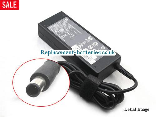 Genuine HP 533144-001 Laptop AC Adapter 19.5V 4.62A 90W