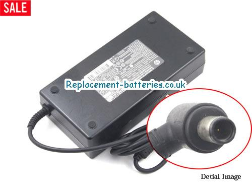Genuine HP 611485-001 Laptop AC Adapter 19.5V 9.2A 180W