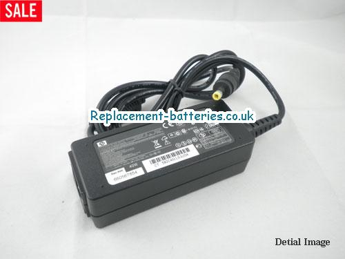 Genuine HP MINI 210-1040NR Laptop AC Adapter 19V 2.05A 40W