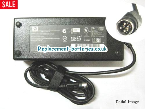 Genuine HP 316688-002 Laptop AC Adapter 24V 5A 120W