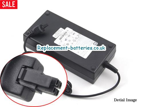 Genuine HP SWITCH 2530-8-POE Laptop AC Adapter 54V 1.67A 90W