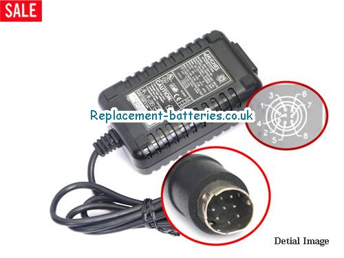 Genuine HUGHES 1025828-0001 Laptop AC Adapter 5V 1.65A 8.25W