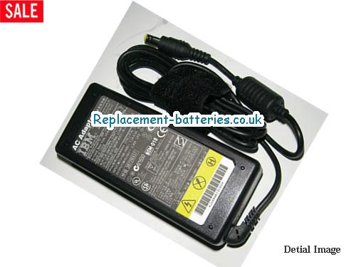 Genuine IBM ThinkPad I-1560 Laptop AC Adapter 19V 3.16A 60W