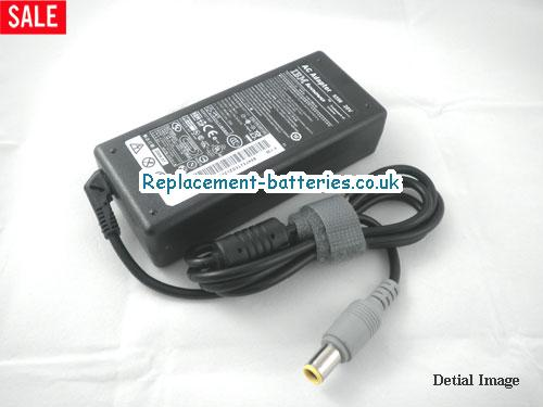 Genuine IBM ThinkPad 2508 Laptop AC Adapter 20V 3.25A 65W