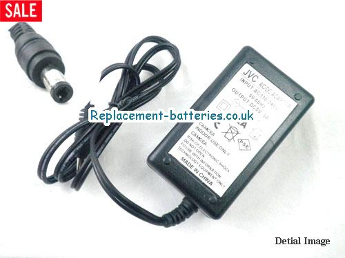 Genuine JVC USE FOR SWITCHING POWER Laptop AC Adapter 5V 3A 15W