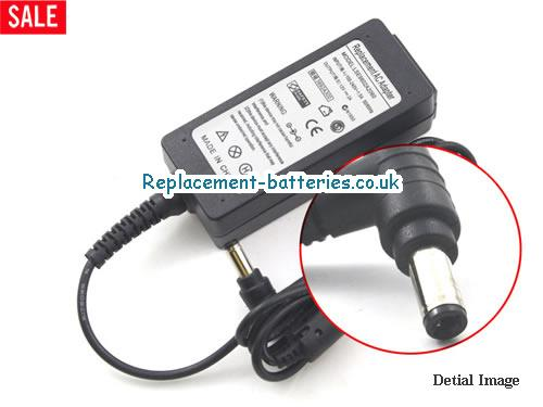Genuine LCD LSE9802A2060 Laptop AC Adapter 12V 2A 24W