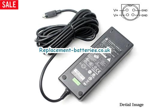 Genuine LISHIN UADP-A043WJPZ Laptop AC Adapter 12V 6.67A 80W