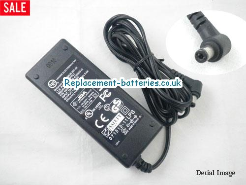 Genuine LEI NU30-4120250-13 Laptop AC Adapter 12V 2.5A 30W