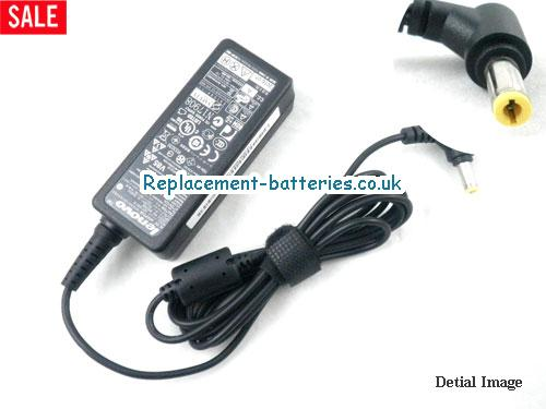 Genuine LENOVO 36001809 Laptop AC Adapter 20V 1.5A 30W