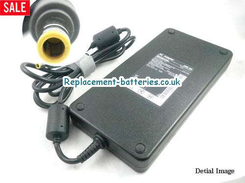 Genuine LENOVO THINKPAD W700 Laptop AC Adapter 20V 11.5A 230W