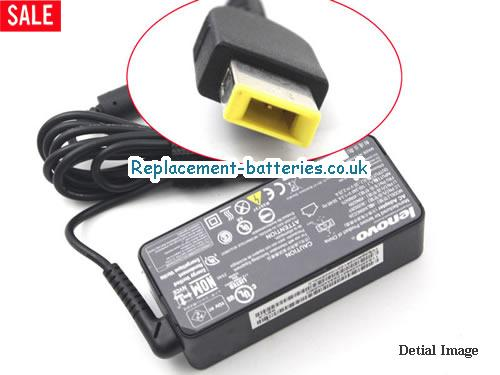 Genuine LENOVO 36200246 Laptop AC Adapter 20V 2.25A 45W
