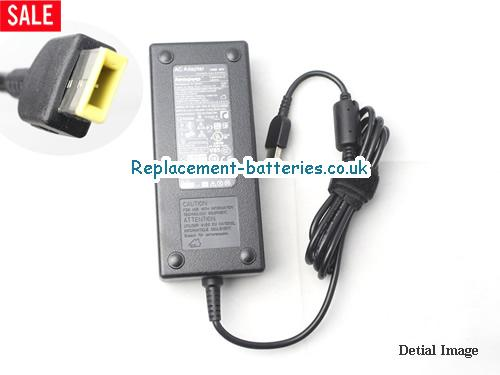 Genuine LENOVO  ADL135NDC3A Laptop AC Adapter 20V 6.75A 135W