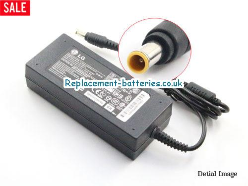 Genuine LG W1943SE Laptop AC Adapter 12V 3A 36W
