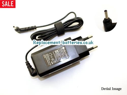 Lg Laptop AC Adapter 19V 1.3A