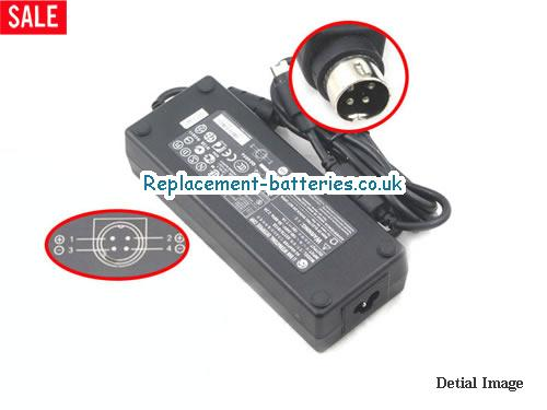 Genuine LISHIN 0317A19135 Laptop AC Adapter 19V 7.1A 135W