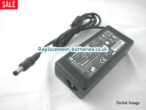 Genuine PHILIPS FREEVENTS 12NB5800 Laptop AC Adapter 20V 3.25A 65W