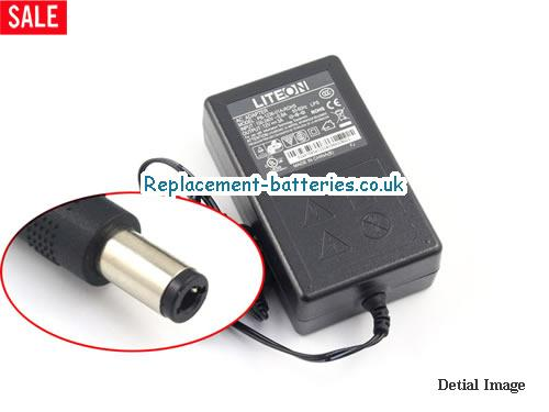Genuine LITEON PB-1236-01A-ROHS Laptop AC Adapter 12V 3A 36W