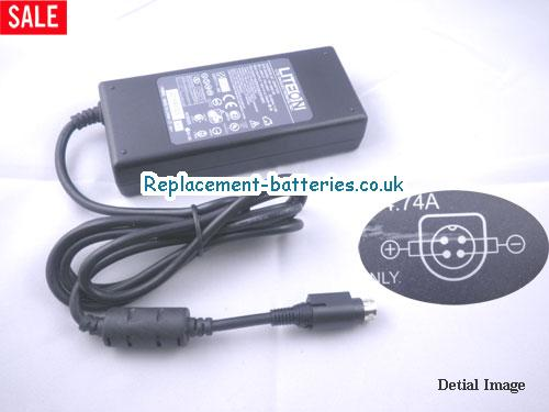 Genuine ACBEL API2AD62 Laptop AC Adapter 19V 4.74A 90W