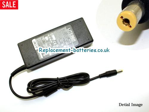 Genuine ACER 91.48R28.003 Laptop AC Adapter 19V 4.74A 90W