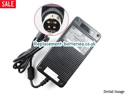 Genuine CLEVO D9T Laptop AC Adapter 20V 11A 220W