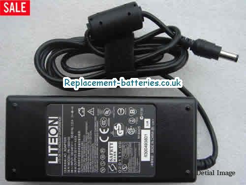 Genuine LENOVO Y470 Laptop AC Adapter 20V 4.5A 90W