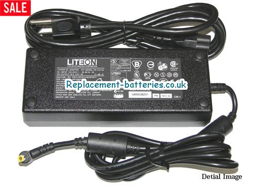 Genuine CLEVO NOTEBOOK CO D4F Laptop AC Adapter 20V 5A 100W