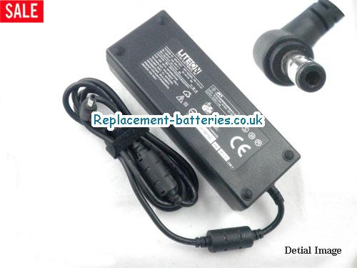 Genuine HP NX9105 Laptop AC Adapter 20V 6A 120W