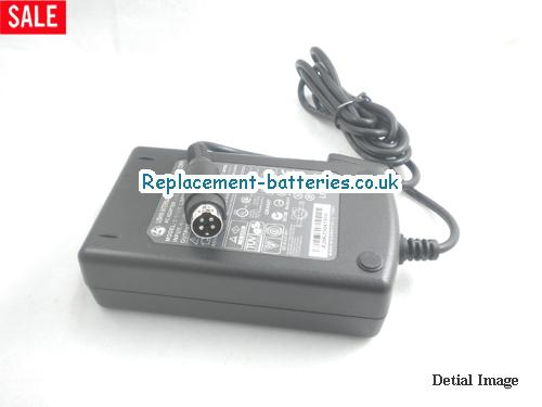 Genuine LS LOGIK TVS TELEVISIONS Laptop AC Adapter 12V 5A 60W