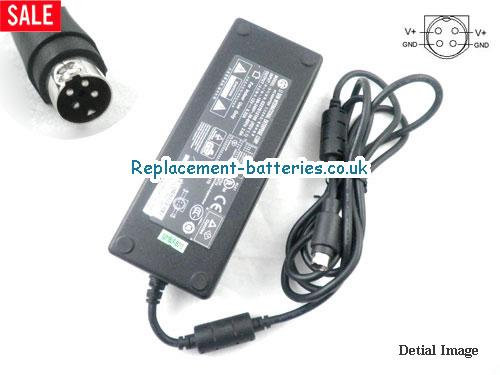 Genuine QNAP QNAP TS-419P II NAS Laptop AC Adapter 12V 8.33A 100W